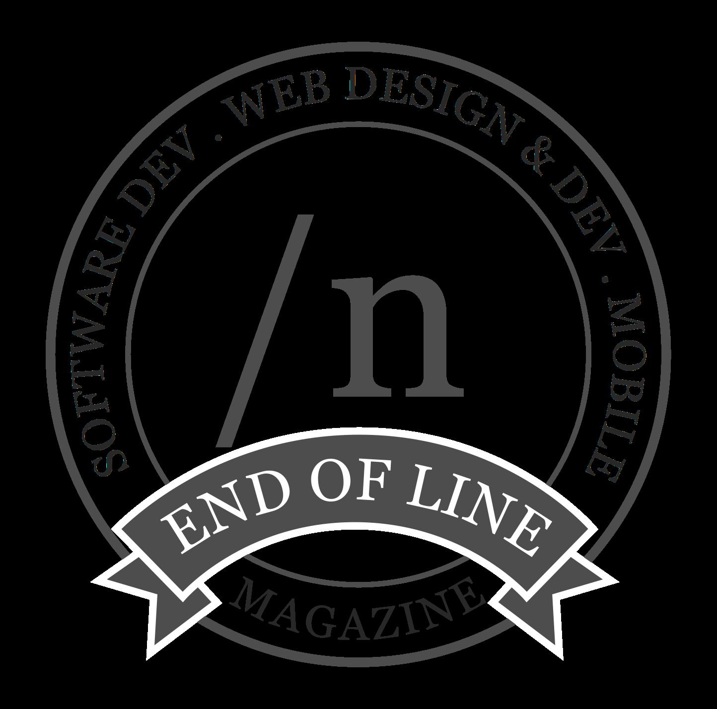 End of Line Magazine Gr